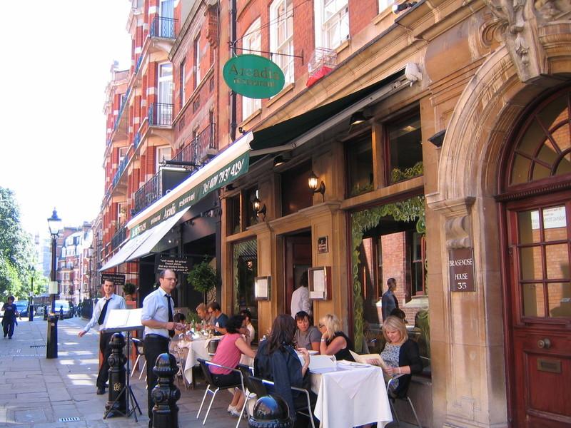 Arcadia italian restaurant : Global wholesalers